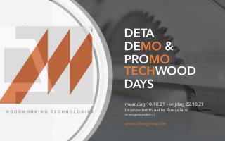 DETA DEMO & PROMO TECHNOWOOD DAYS