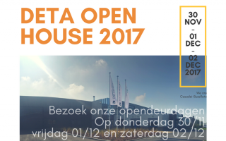 Save the date - DETA OPEN HOUSE 2017