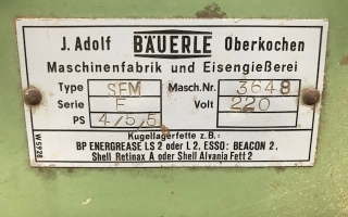 Bauerle - 23488