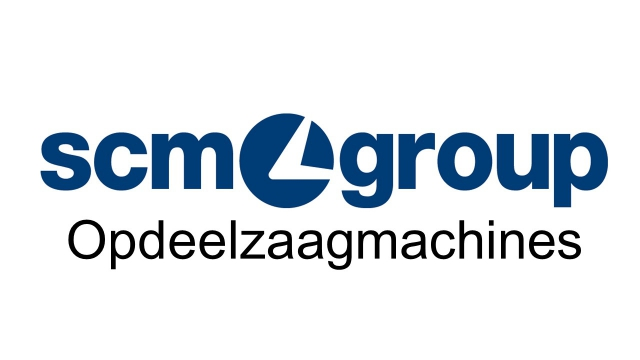Opdeelzaagmachines SCM Group