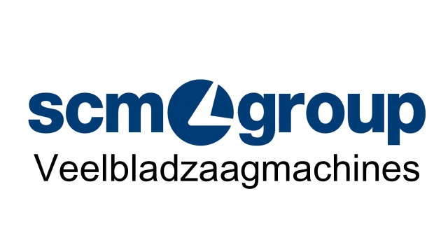 Veelbladzaagmachines SCM Group