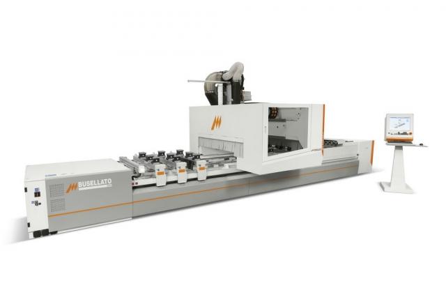 Cnc Machines Casadei-Busellato