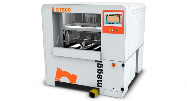 CNC Machines Maggi Technology