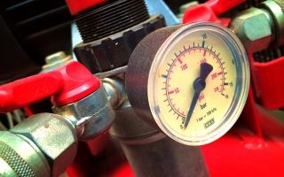 Compressoren en luchtdruk